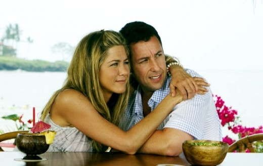 Just Go With It Adam Sandler Jennifer Aniston