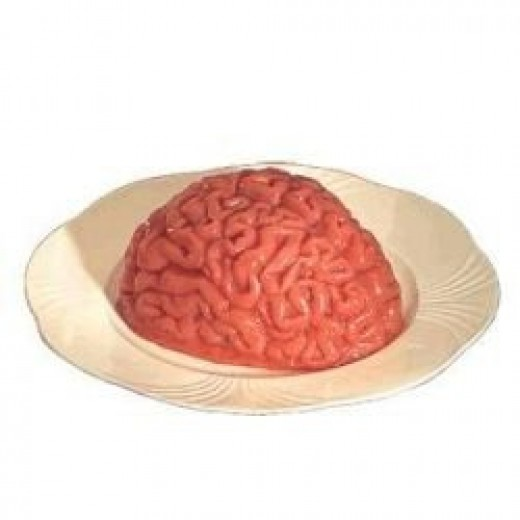 Brain Molds Are Always A Fun Prank Idea At Halloween