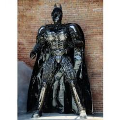 Batman Goes Steampunk