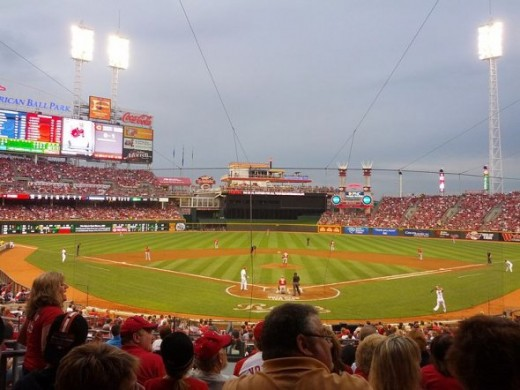 Great American Ballpark - 2003-Present