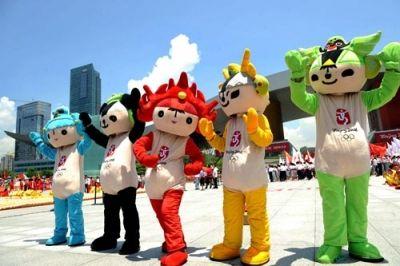 Fuwa Mascots