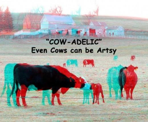 Cowadelic Cows