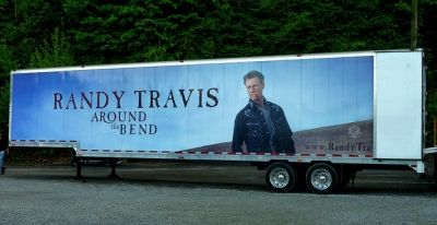 Randy Travis Truck