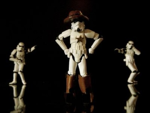 State of Texas Storm Troopers?