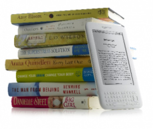 New!  Borrow Kindle books from your local library!