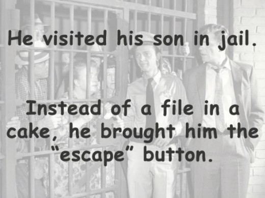 Mayberry Jail - Andy Griffith