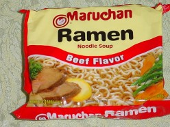 What is up with Raman noodles?