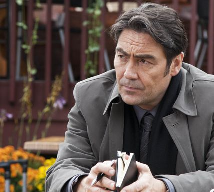 Nathaniel Parker as Armand Gamache