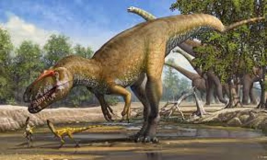 Dinosaurs: the best animals EVER.