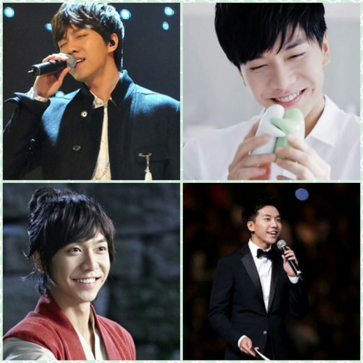 Lee Seung Gi - Singer, Actor, CF Model, MC