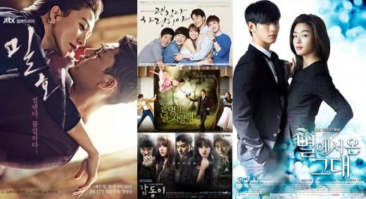 My favorite Korean Drama 2014
