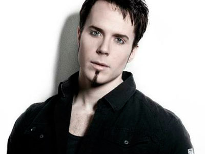 Tommy Karevik, the new vocalist