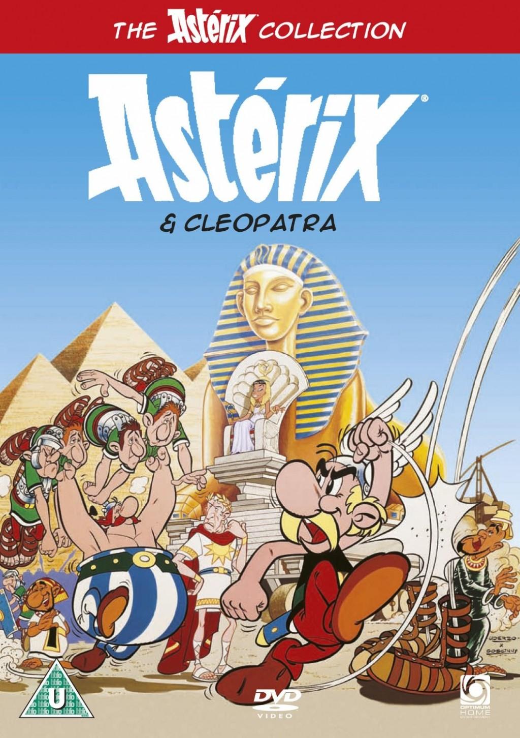 Cleopatra Animated Movie