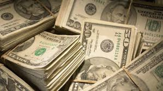 Money: a good servant, a bad master.