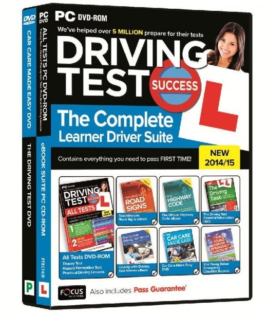 Driving Test Success The Complete Learner Driver Suite (PC)