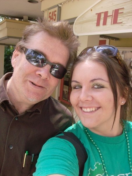 Myself and my oldest daughter KT