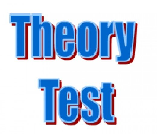 The Theory test is the first of the two tests learner drivers must pass before being issued with a full driving licence