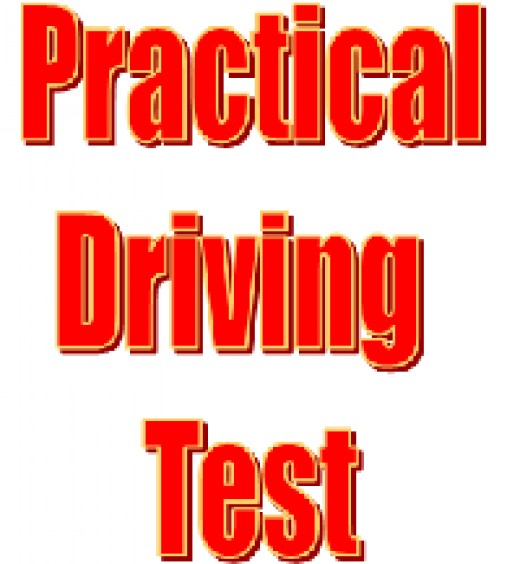 The Practical driving test is the second of the two tests learner drivers must pass before being issued with a full driving licence