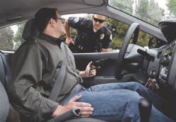 Have you ever been pulled over by a police officer?