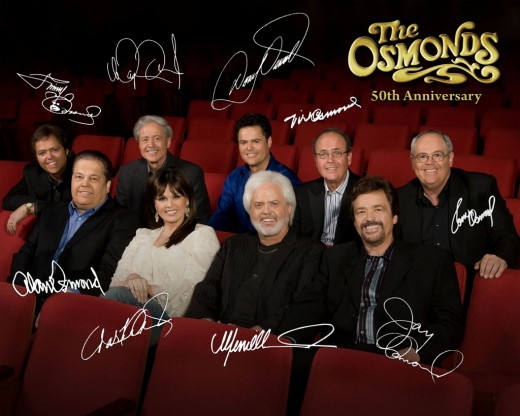 The Osmond Family