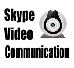 Skype Online Communication