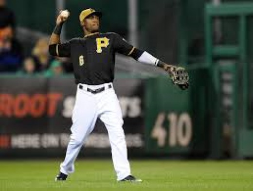 Starling Marte is looking to help the Pirates earn a second straight playoff berth.