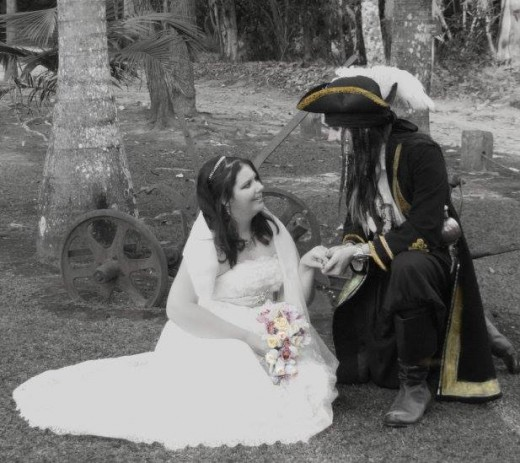 The Pirate Wedding