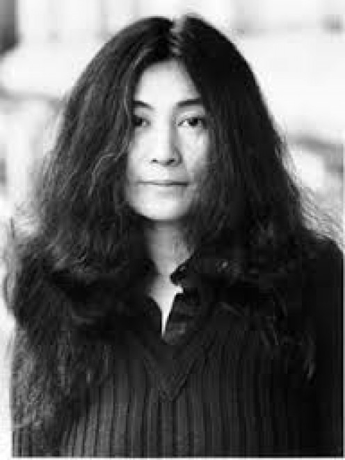 Yoko Ono, the early years