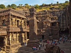 The Amazing Caves Of Ellora