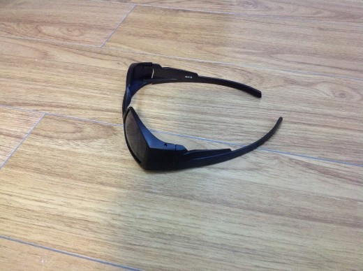 The IDEAL polarized sunglasses that i have used when i am still wearing power glasses (i am currently on contact lenses)