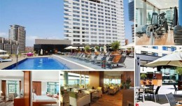 Hotel Diagonal Mar Barcelona Hotel