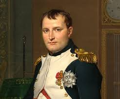 Napoleon shouldn't have been a conquering dictator... he should have been a stand-up comedian!
