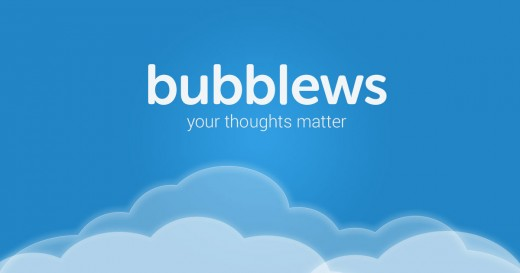 Bubblews Logo