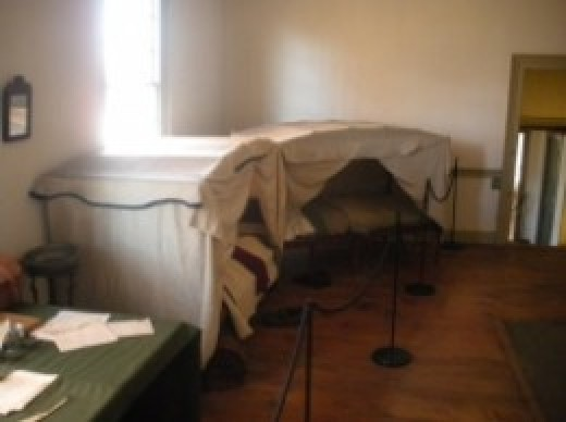 george washington beds