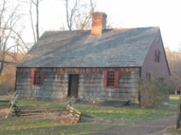 George Washington Wick House