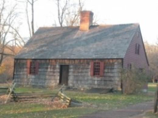 George Washington Wick House