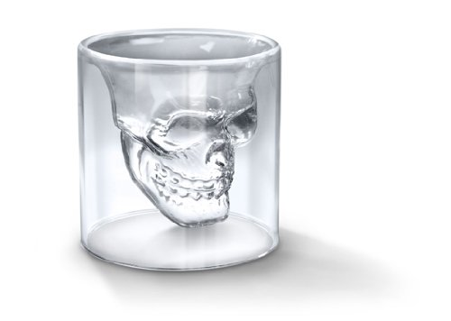 Cool Shot Glass a bestseller on Amazon