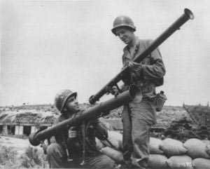Soliders with the Bazooka