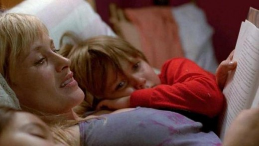 Patricia Arquette in Boyhood.