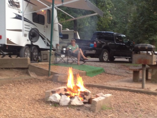 Wonderful Campfire!