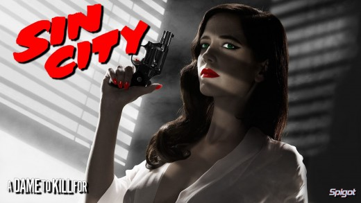 Eva Green portrays the femme fatale 'Ava Lord', whose skill in manipulation is second-to-none.