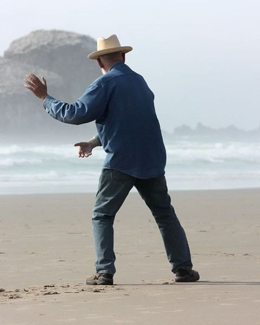 Tai chi can be an effective form of exercise for arthritis and other chronic pain issues