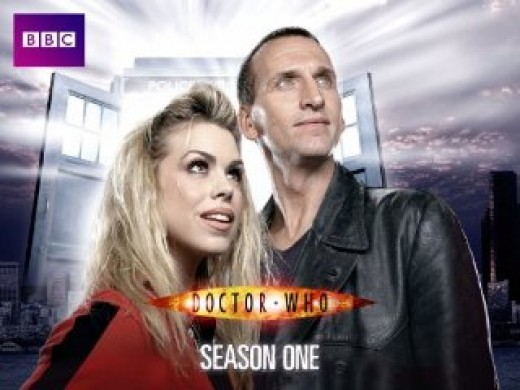 Doctor Who Series 1 (2005)