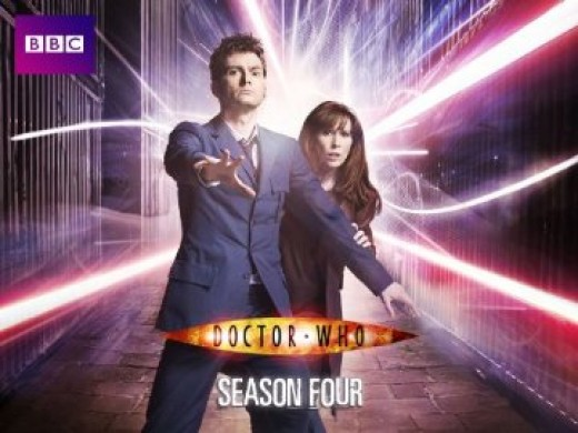 Doctor Who Series 4 (2007)