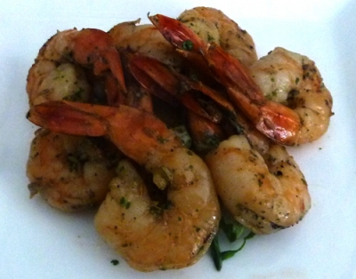 Fennel and Cumin Prawns