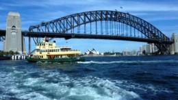 Milson's Point Sydney Harbour