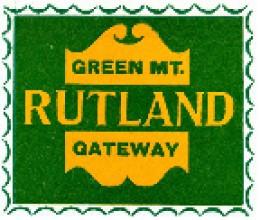 The Rutland Railroad logo