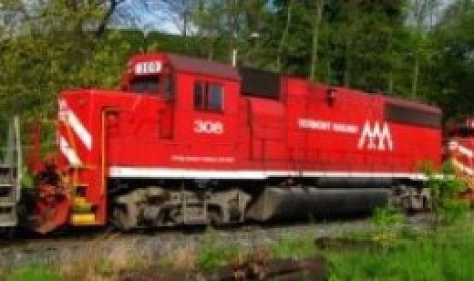 Vermont Railway #308