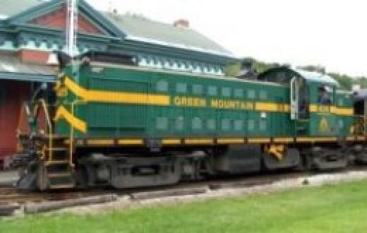 Green Mountain Railroad #405