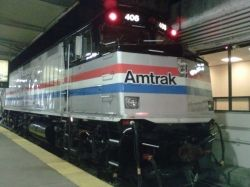 Amtrak 40th Anniversary